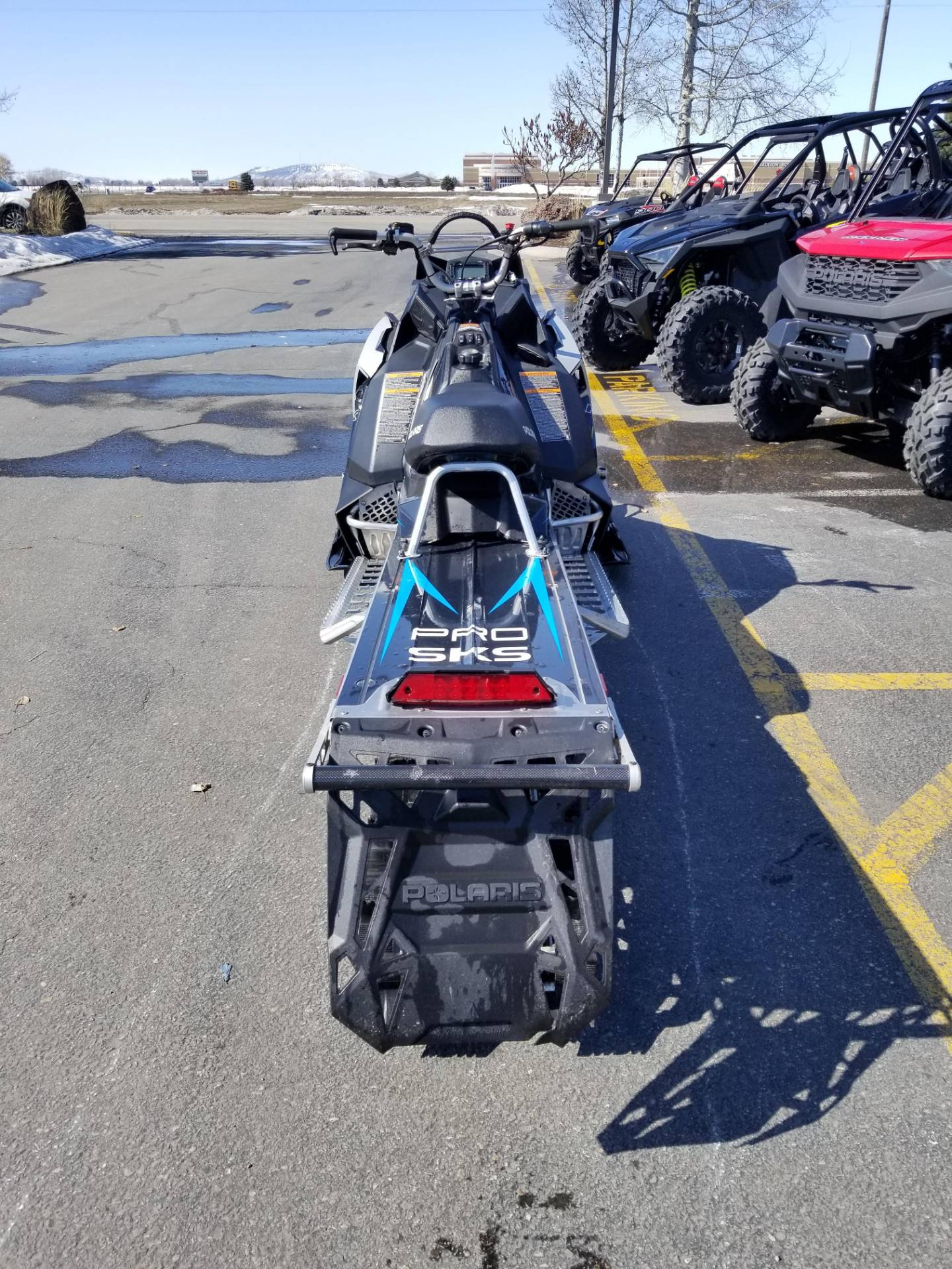 2018 Polaris 800 PRO-RMK 155 in Rexburg, Idaho - Photo 9
