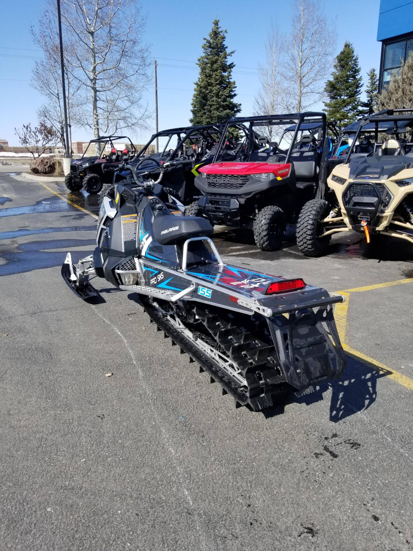2018 Polaris 800 PRO-RMK 155 in Rexburg, Idaho - Photo 10