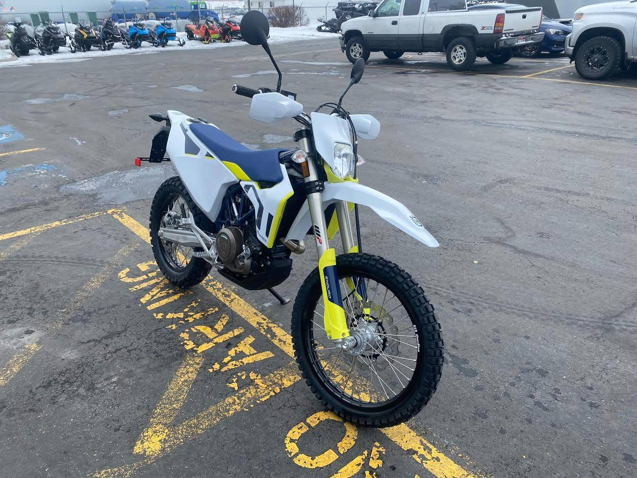 2021 Husqvarna 701 Enduro in Rexburg, Idaho - Photo 5