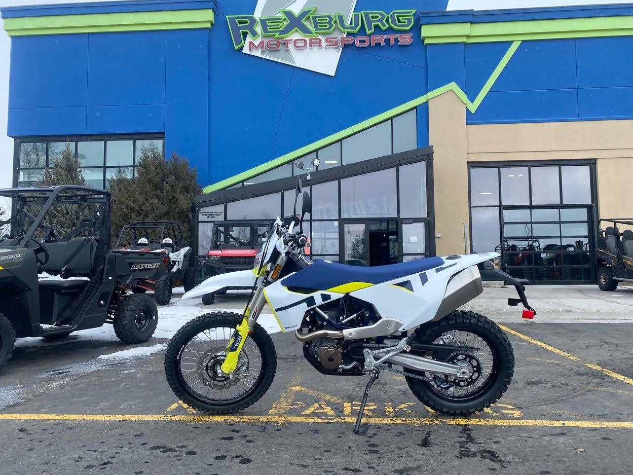 2021 Husqvarna 701 Enduro in Rexburg, Idaho - Photo 1