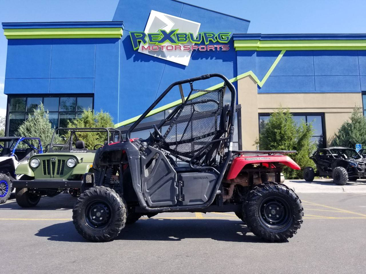2016 Honda Pioneer 500 in Rexburg, Idaho - Photo 1