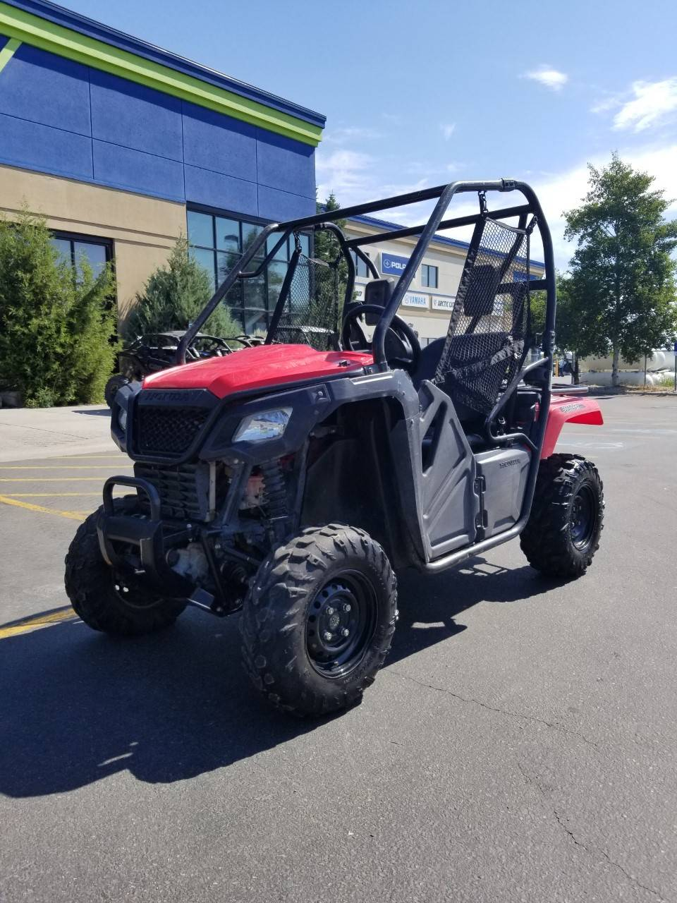 2016 Honda Pioneer 500 in Rexburg, Idaho - Photo 5
