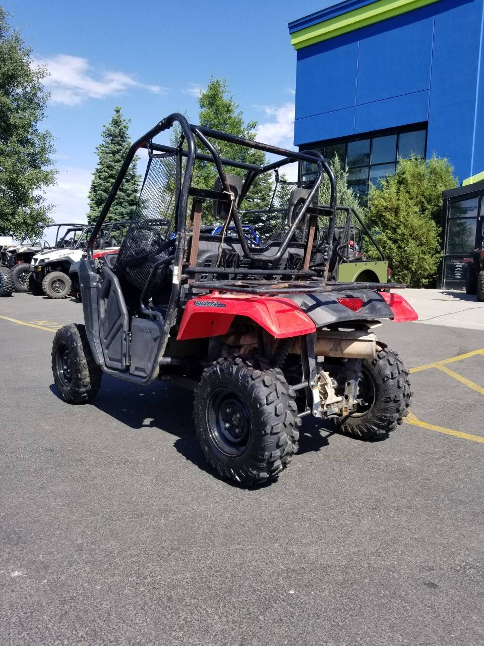 2016 Honda Pioneer 500 in Rexburg, Idaho - Photo 7