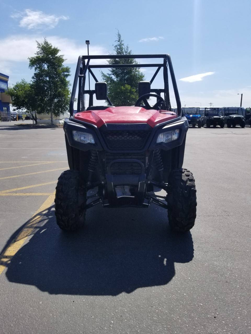 2016 Honda Pioneer 500 in Rexburg, Idaho - Photo 4