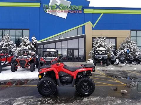 2020 Can-Am Outlander 570 in Rexburg, Idaho - Photo 1