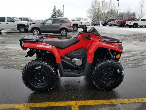 2020 Can-Am Outlander 570 in Rexburg, Idaho - Photo 6