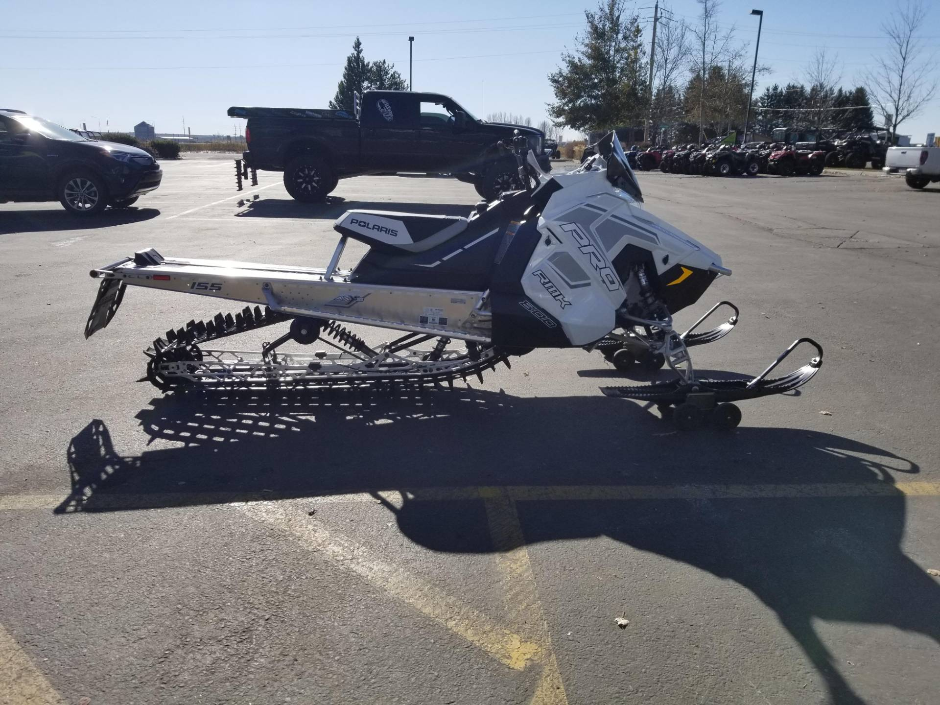 2020 Polaris 800 PRO-RMK 155 SC in Rexburg, Idaho - Photo 6