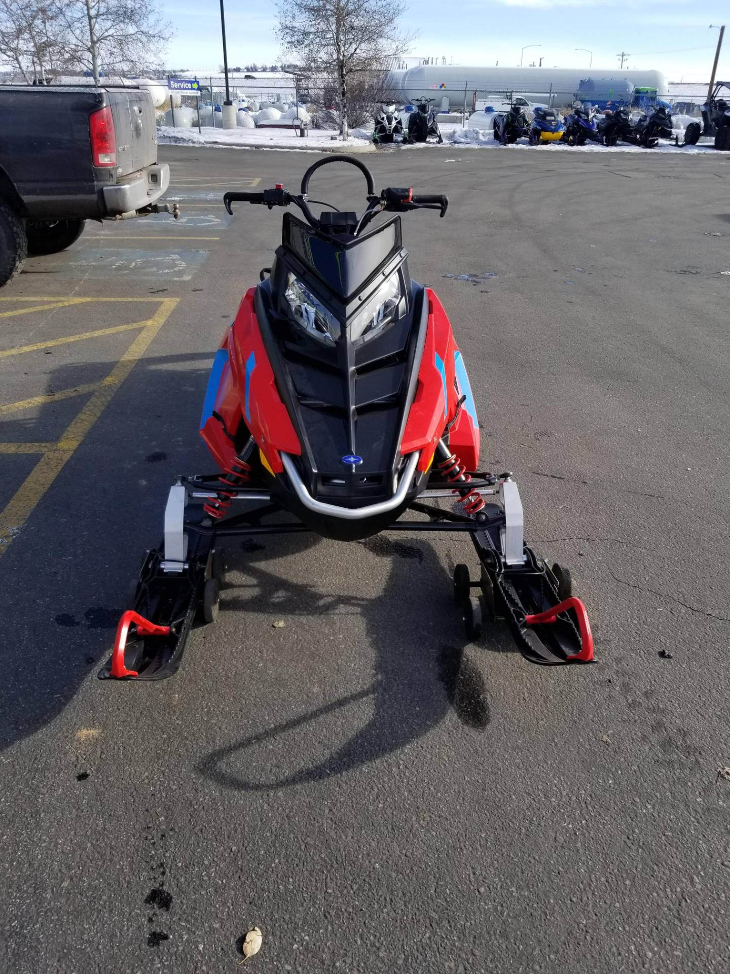 2020 Polaris 550 RMK EVO 144 ES in Rexburg, Idaho - Photo 4