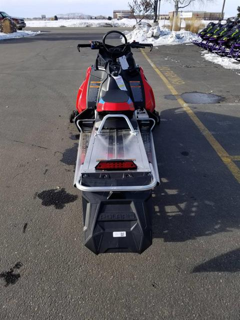 2020 Polaris 550 RMK EVO 144 ES in Rexburg, Idaho - Photo 9