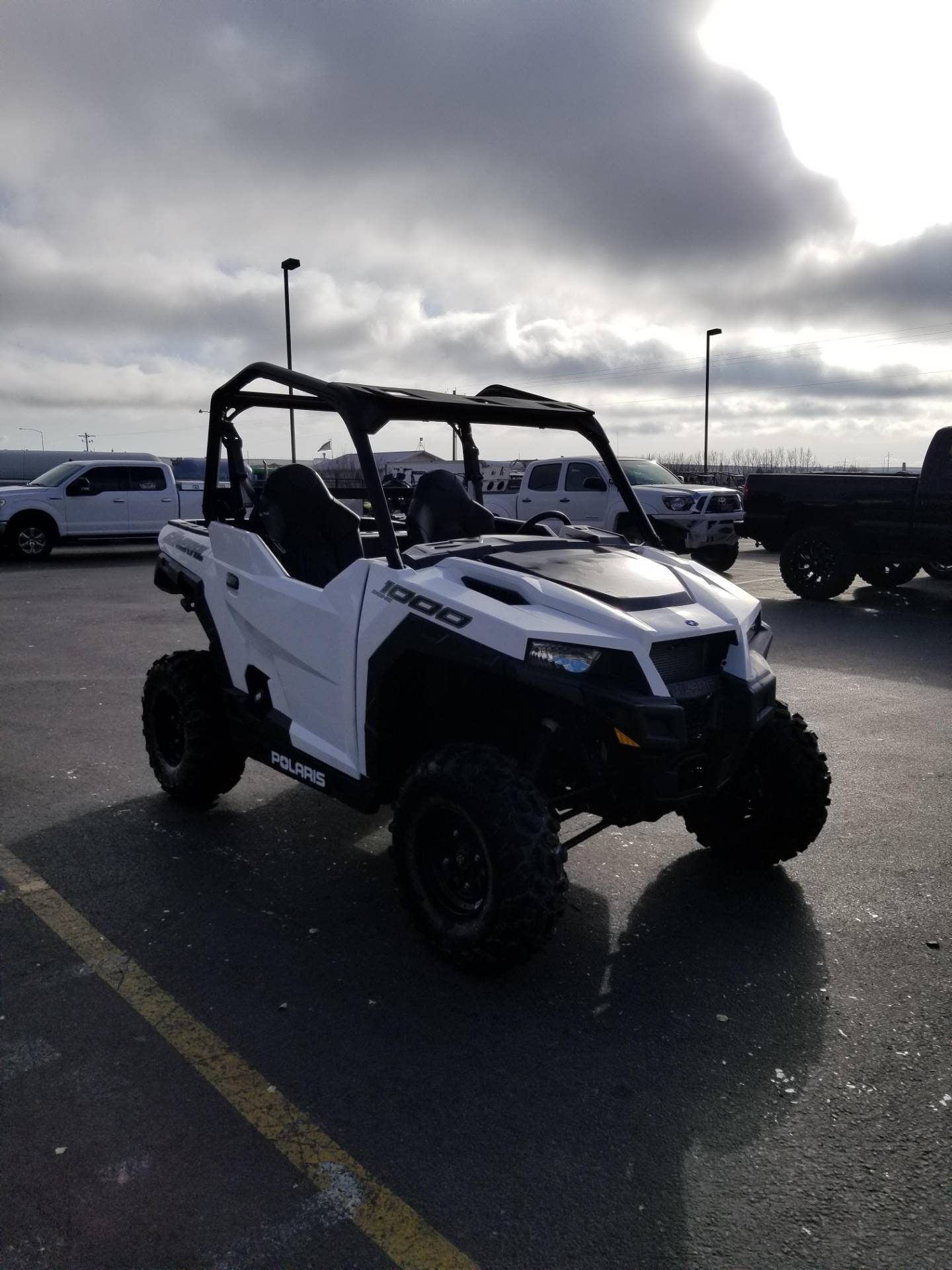 2020 Polaris General 1000 in Rexburg, Idaho - Photo 4