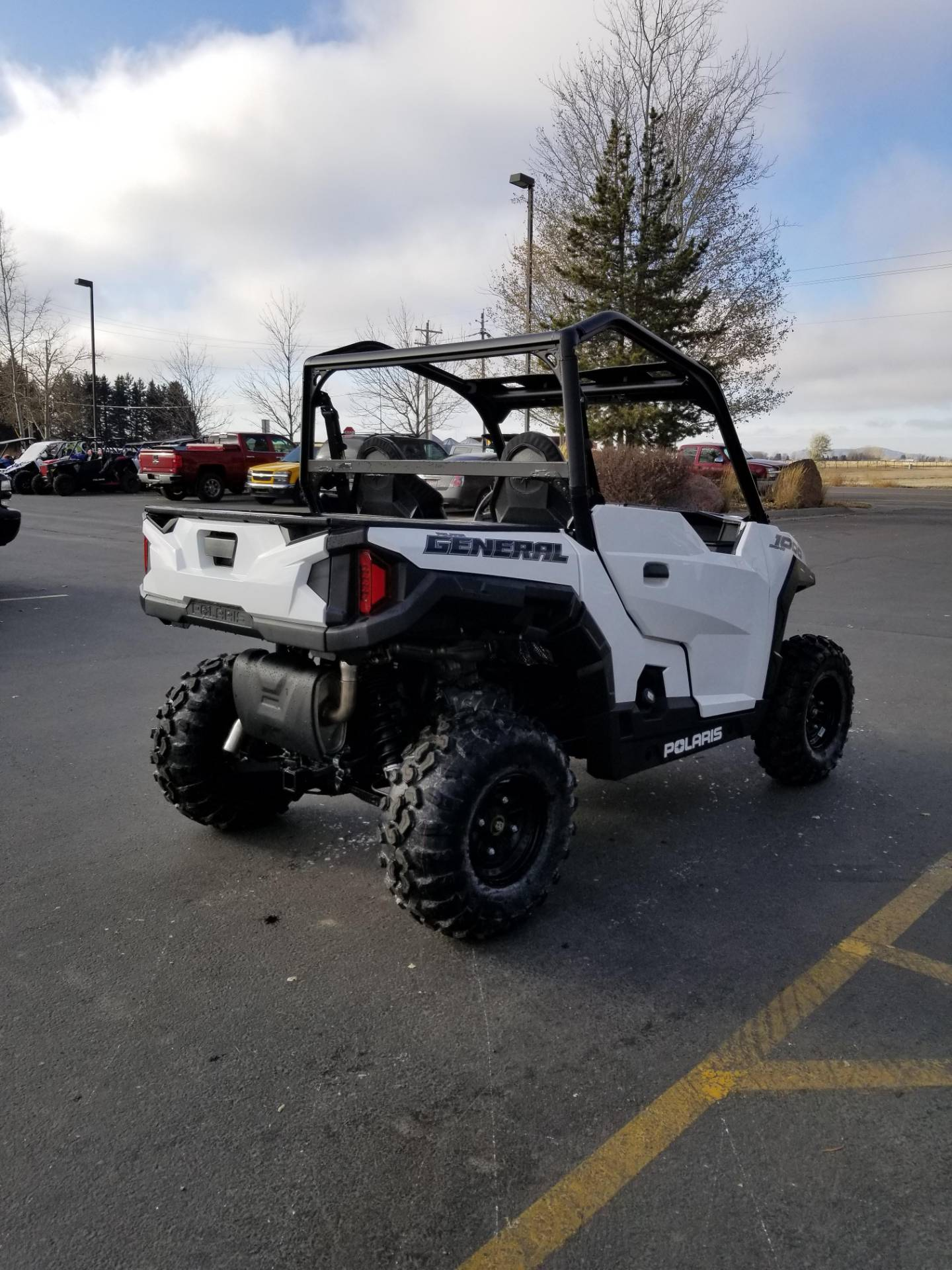 2020 Polaris General 1000 in Rexburg, Idaho - Photo 6