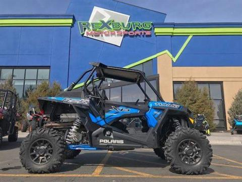 2017 Polaris RZR XP Turbo EPS in Rexburg, Idaho - Photo 5