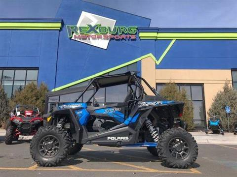 2017 Polaris RZR XP Turbo EPS in Rexburg, Idaho - Photo 1