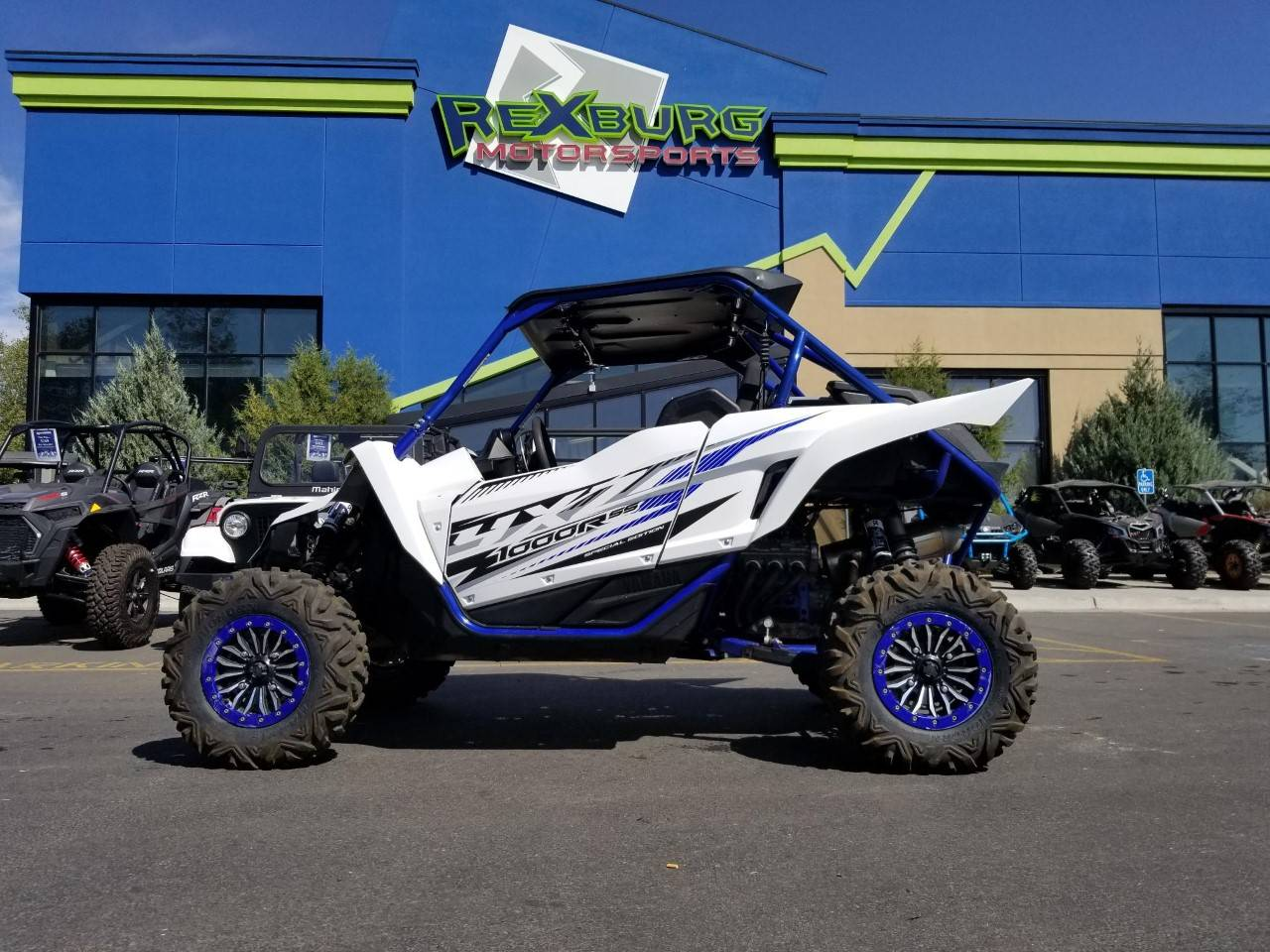 2019 Yamaha YXZ1000R SS SE in Rexburg, Idaho - Photo 1