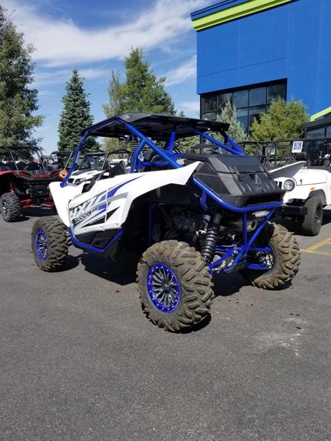 2019 Yamaha YXZ1000R SS SE in Rexburg, Idaho - Photo 10