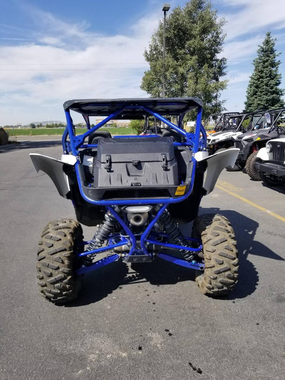 2019 Yamaha YXZ1000R SS SE in Rexburg, Idaho - Photo 9
