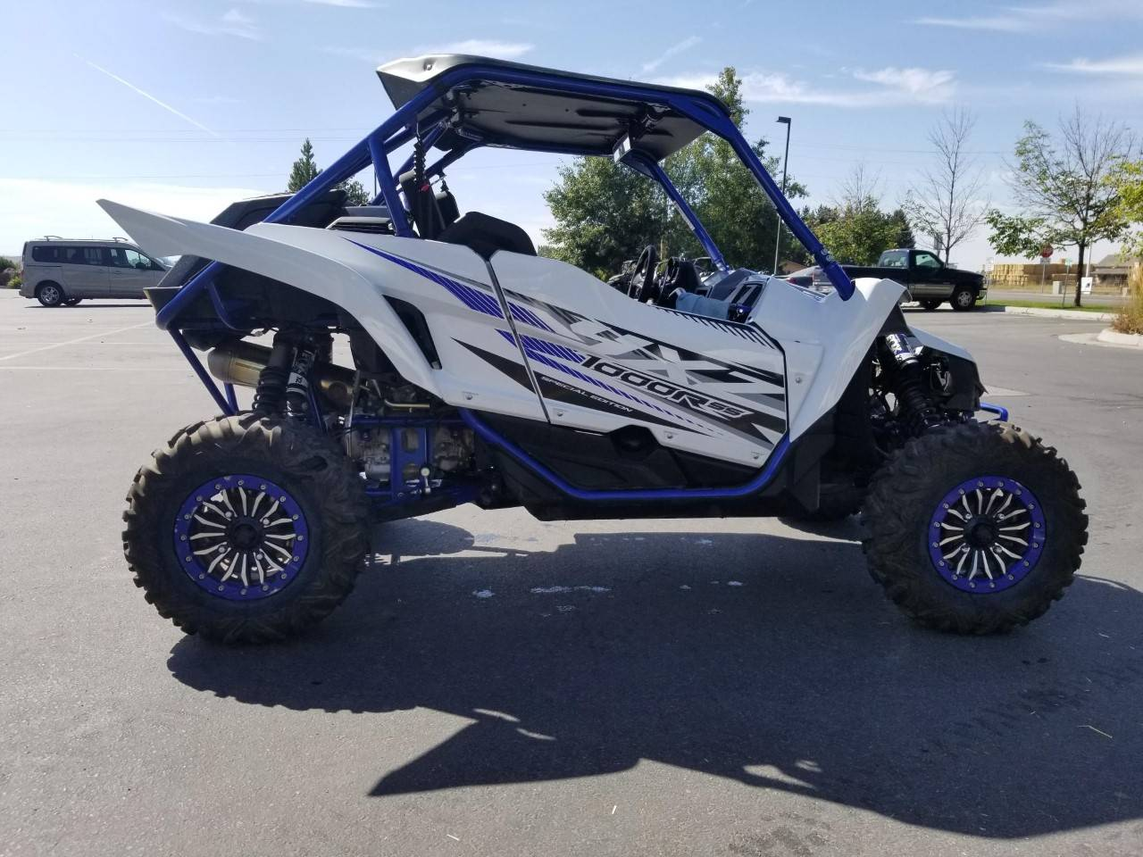 2019 Yamaha YXZ1000R SS SE in Rexburg, Idaho - Photo 6