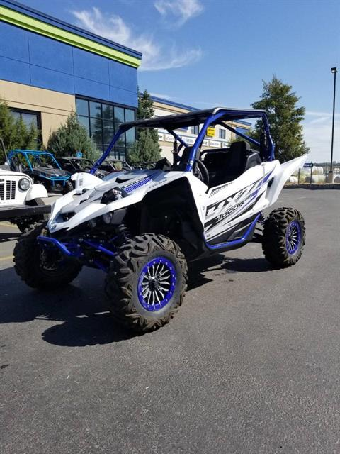 2019 Yamaha YXZ1000R SS SE in Rexburg, Idaho - Photo 5