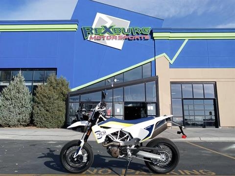 2019 Husqvarna 701 Supermoto in Rexburg, Idaho