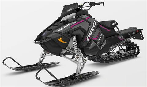 2020 Polaris 600 PRO-RMK 155 SC in Rexburg, Idaho - Photo 1