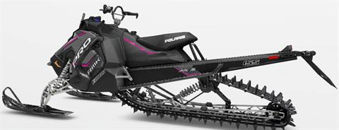 2020 Polaris 600 PRO-RMK 155 SC in Rexburg, Idaho - Photo 3