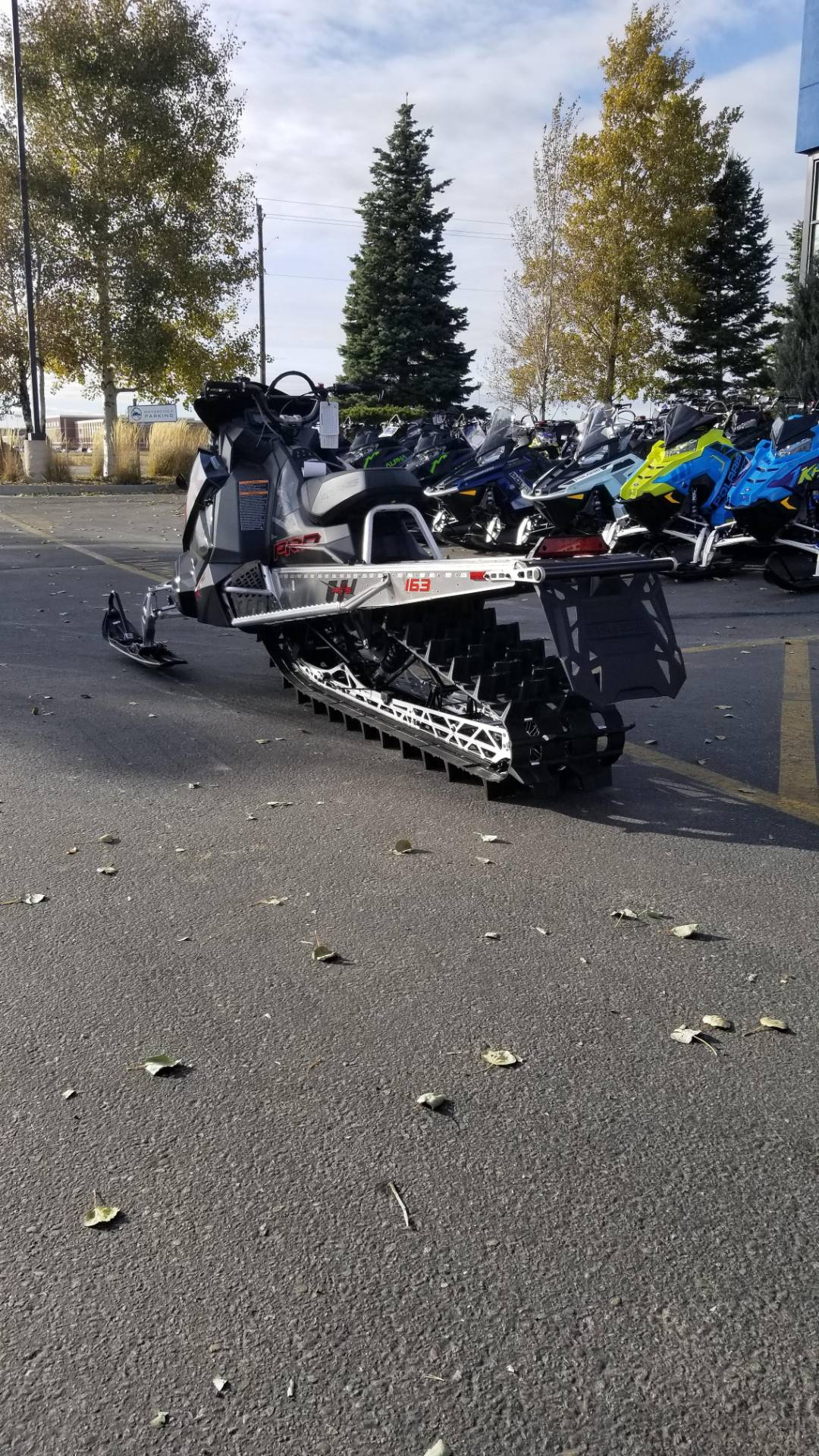 2020 Polaris 800 PRO-RMK 163 SC in Rexburg, Idaho - Photo 8