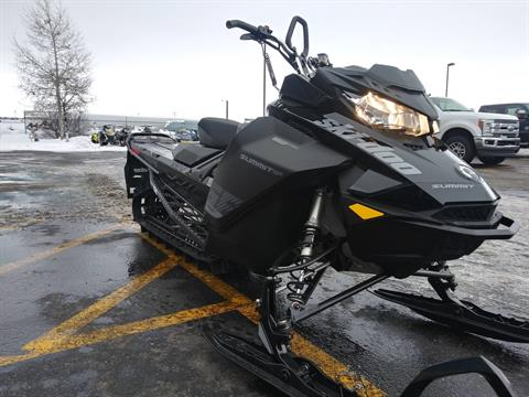 2020 Ski-Doo Summit SP 154 850 E-TEC SHOT PowderMax Light 2.5 w/ FlexEdge in Rexburg, Idaho - Photo 5