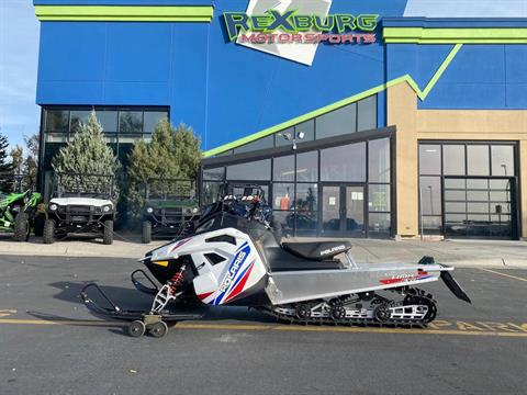 2021 Polaris 550 RMK EVO 144 ES in Rexburg, Idaho - Photo 1