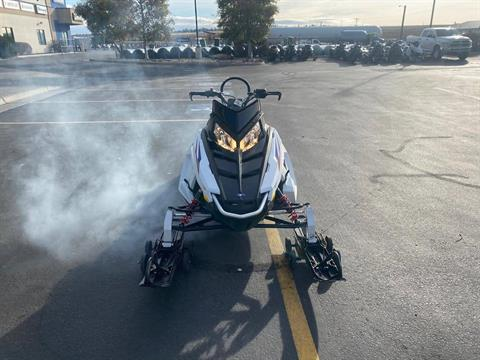 2021 Polaris 550 RMK EVO 144 ES in Rexburg, Idaho - Photo 5