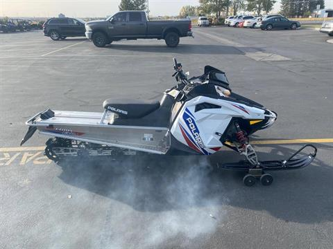 2021 Polaris 550 RMK EVO 144 ES in Rexburg, Idaho - Photo 8