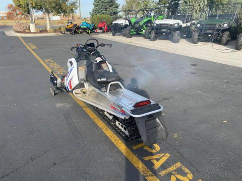 2021 Polaris 550 RMK EVO 144 ES in Rexburg, Idaho - Photo 9