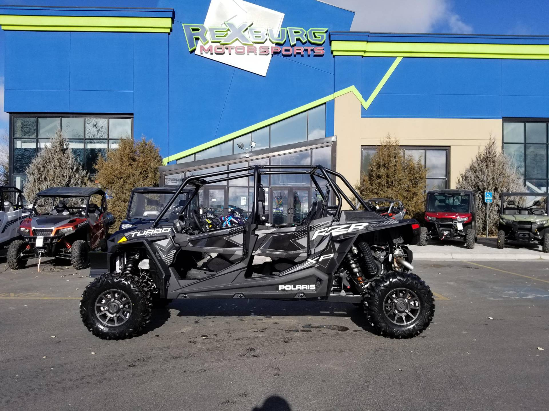 2020 Polaris RZR XP 4 Turbo in Rexburg, Idaho - Photo 1