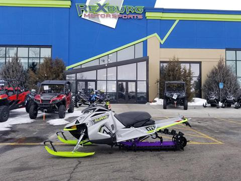 2020 Arctic Cat M 8000 Mountain Cat Alpha One 154 ES in Rexburg, Idaho - Photo 1