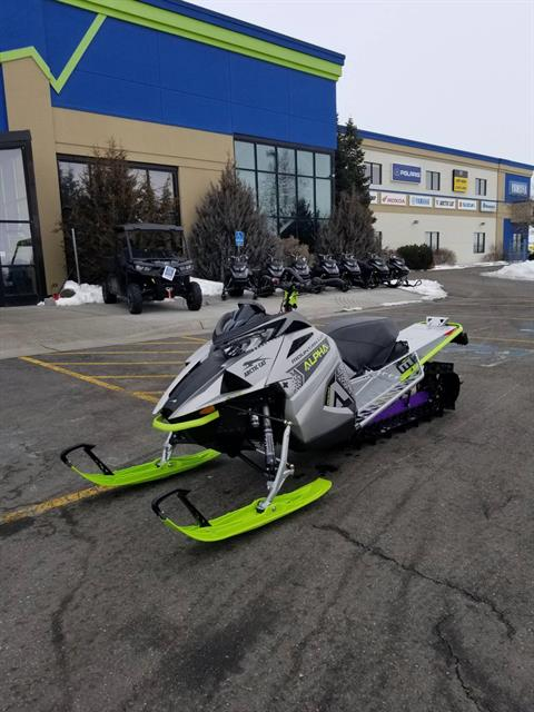 2020 Arctic Cat M 8000 Mountain Cat Alpha One 154 ES in Rexburg, Idaho - Photo 2