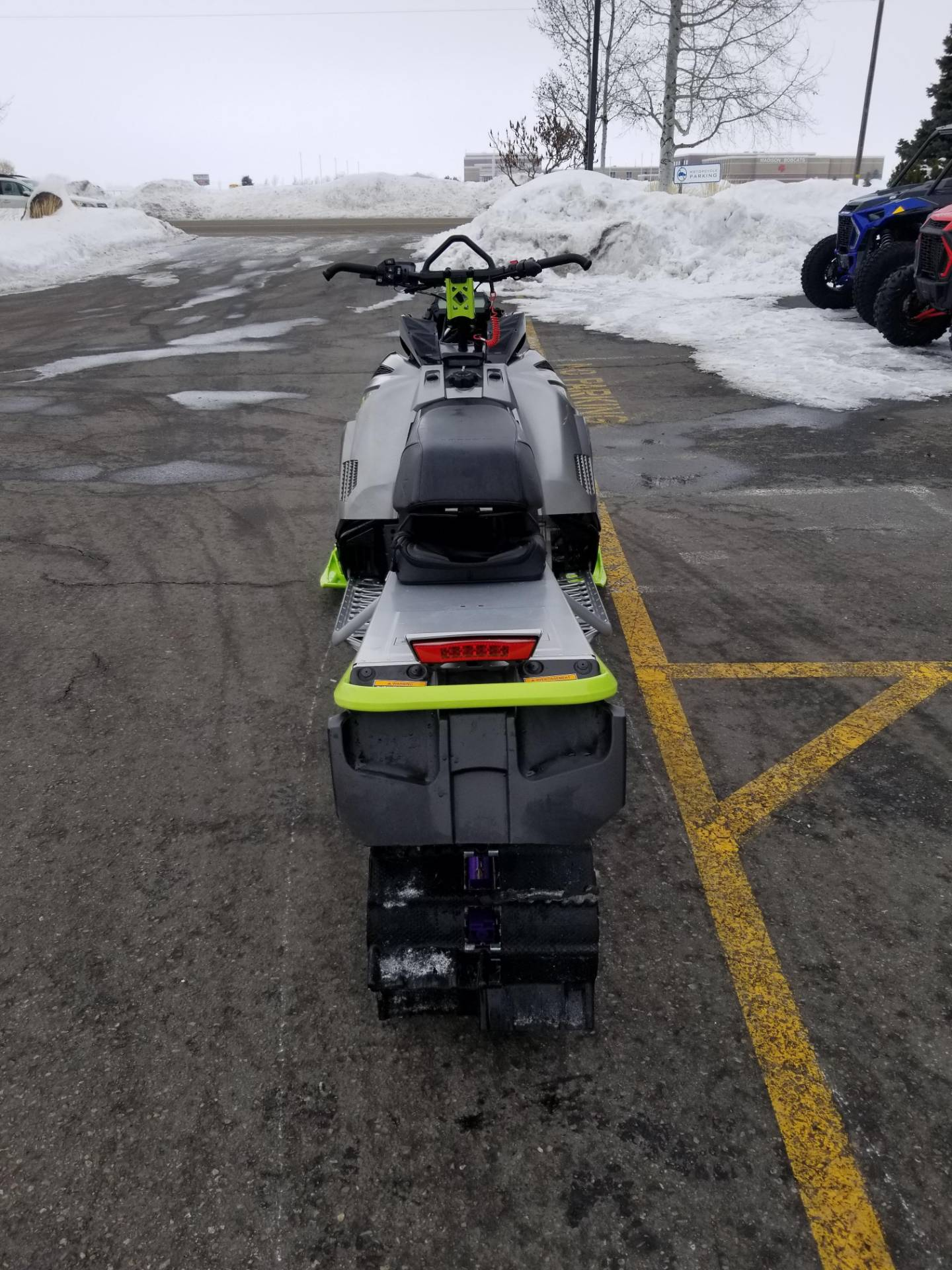 2020 Arctic Cat M 8000 Mountain Cat Alpha One 154 ES in Rexburg, Idaho - Photo 9
