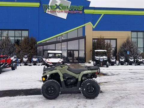 2020 Can-Am Outlander DPS 450 in Rexburg, Idaho - Photo 1