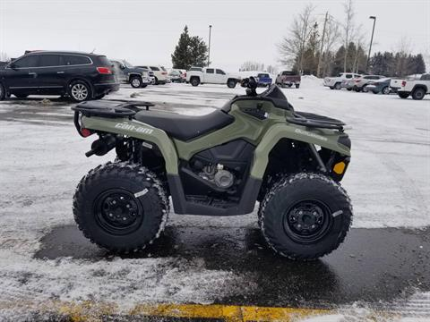 2020 Can-Am Outlander DPS 450 in Rexburg, Idaho - Photo 6