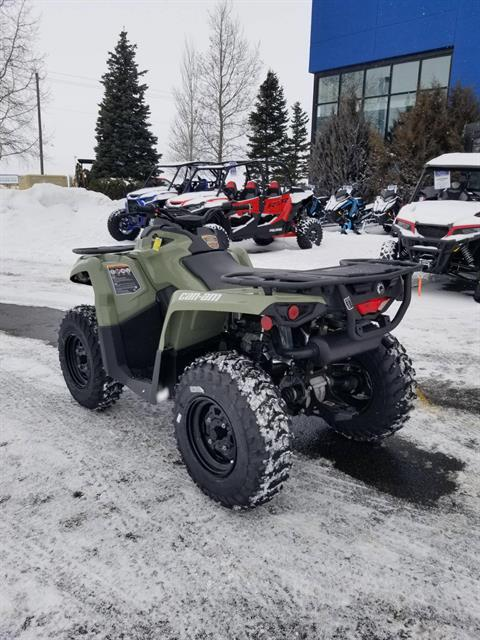 2020 Can-Am Outlander DPS 450 in Rexburg, Idaho - Photo 10