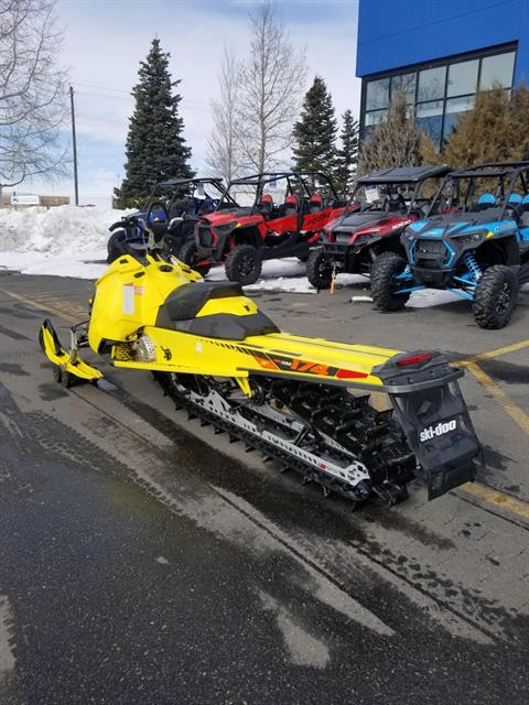 "2015 Ski-Doo Summit® X® 174 800R E-TEC®, PowderMax 3.0"" in Rexburg, Idaho - Photo 9"