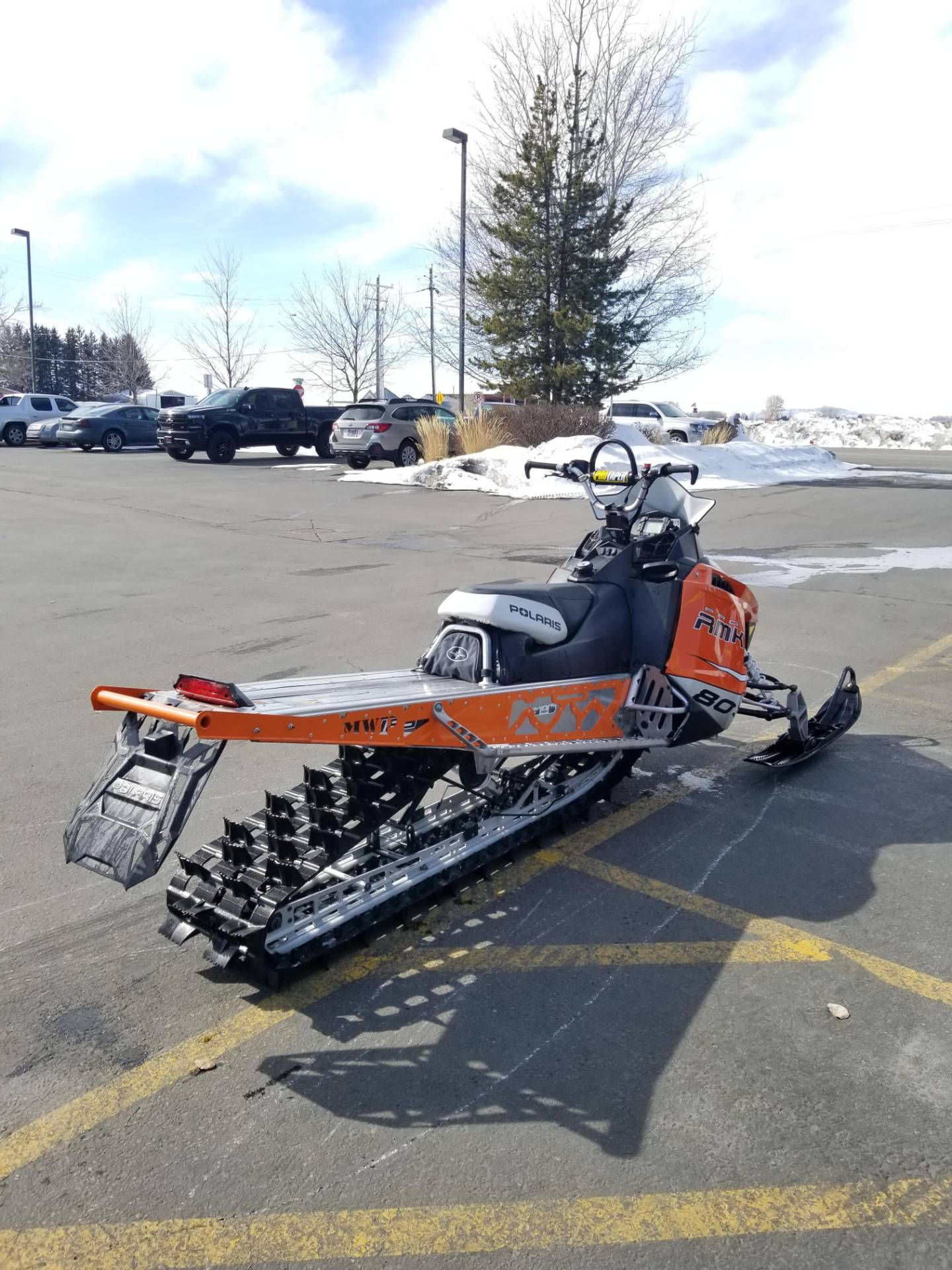 2013 Polaris 800 PRO-RMK® 163 in Rexburg, Idaho - Photo 7