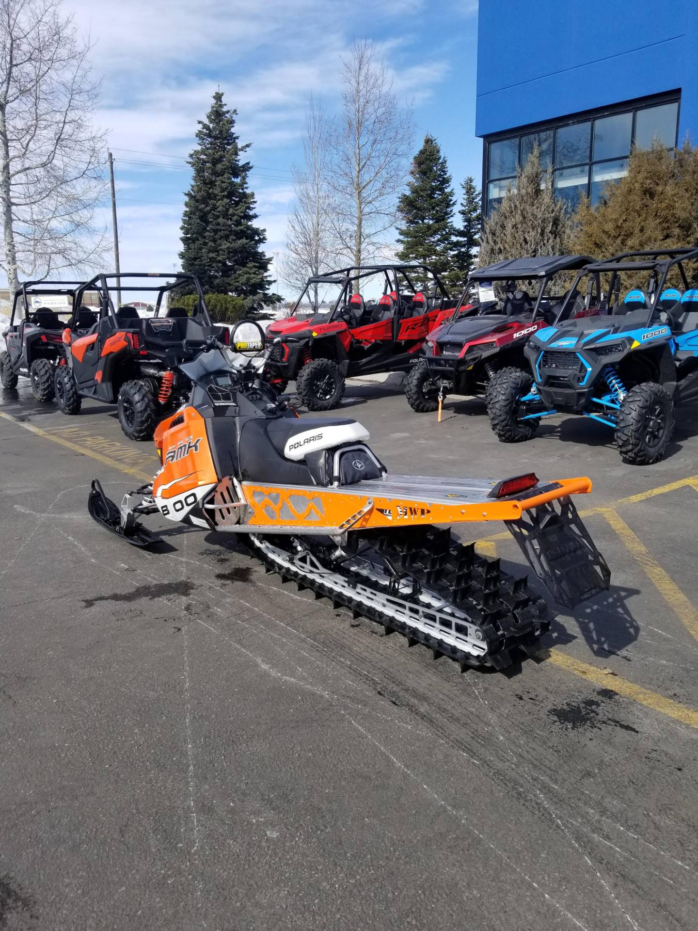 2013 Polaris 800 PRO-RMK® 163 in Rexburg, Idaho - Photo 10