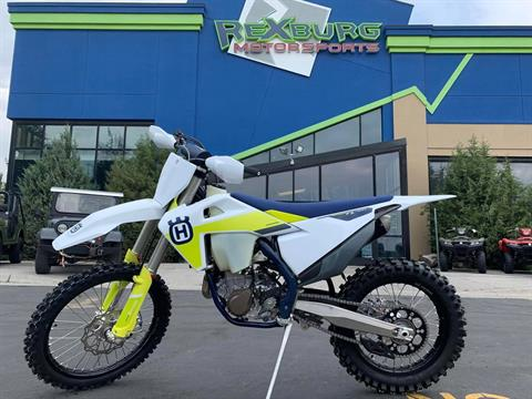 2021 Husqvarna FX 450 in Rexburg, Idaho - Photo 1