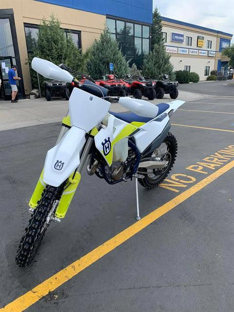 2021 Husqvarna FX 450 in Rexburg, Idaho - Photo 2