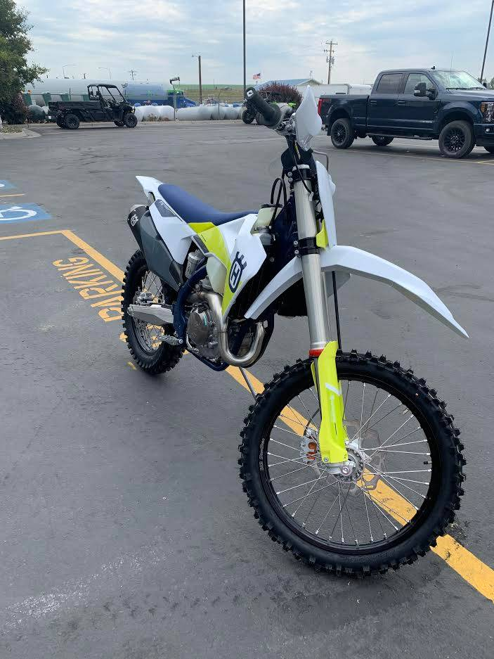 2021 Husqvarna FX 450 in Rexburg, Idaho - Photo 5