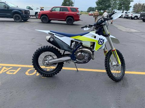 2021 Husqvarna FX 450 in Rexburg, Idaho - Photo 6