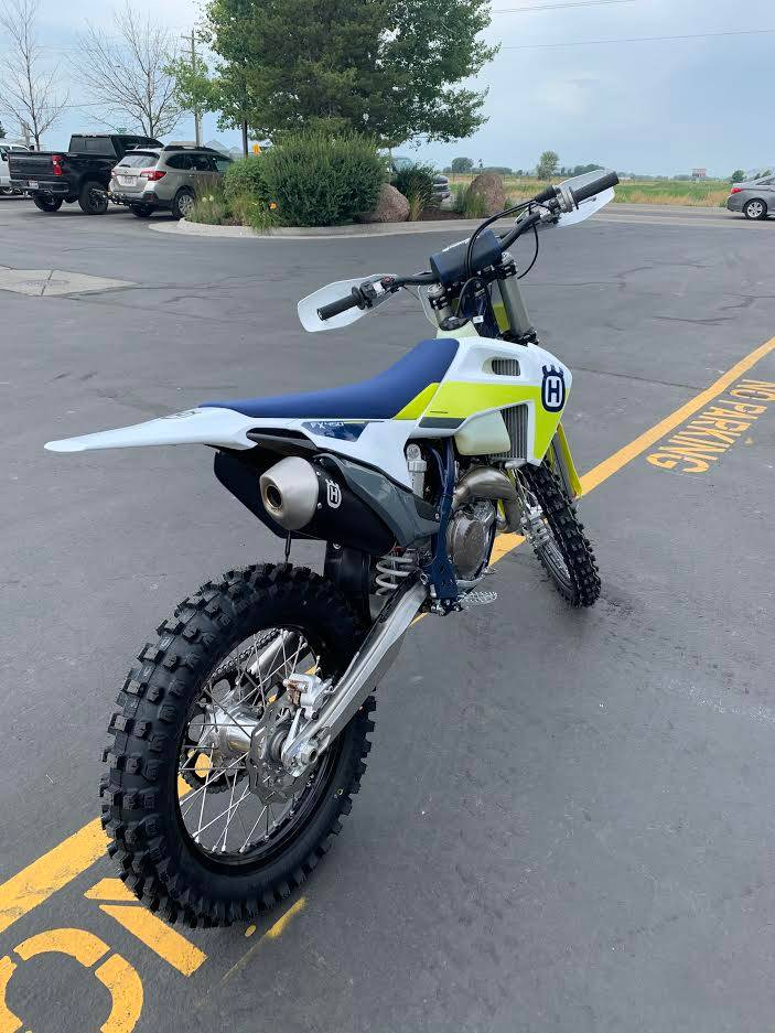 2021 Husqvarna FX 450 in Rexburg, Idaho - Photo 8