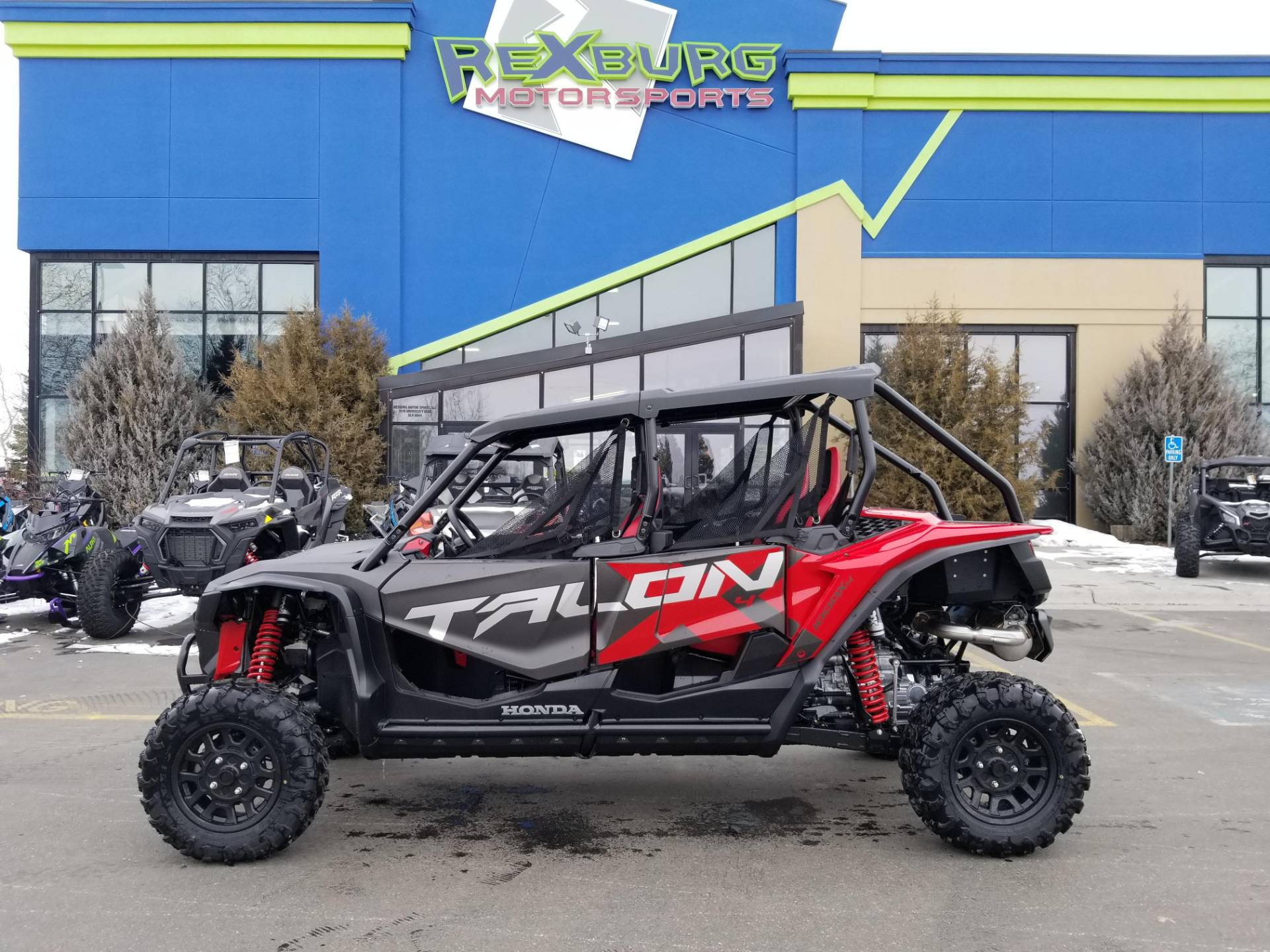 2020 Honda Talon 1000X-4 in Rexburg, Idaho - Photo 1