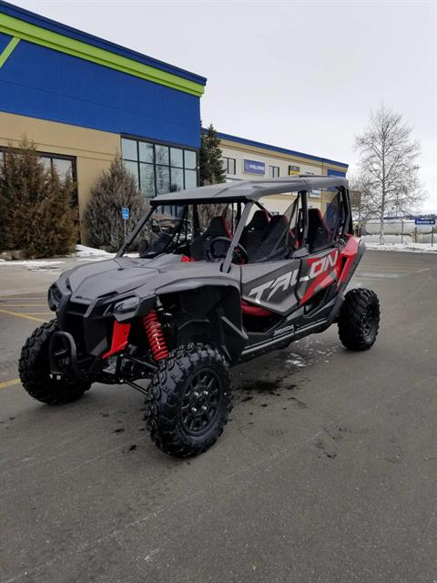 2020 Honda Talon 1000X-4 in Rexburg, Idaho - Photo 2
