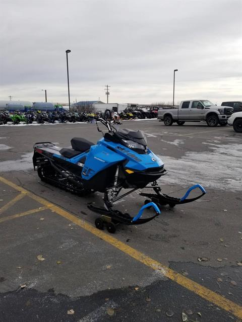 2020 Ski-Doo Summit SP 154 600R E-TEC SHOT PowderMax Light 2.5 w/ FlexEdge in Rexburg, Idaho - Photo 5