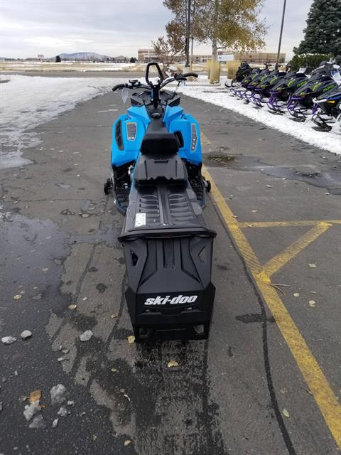 2020 Ski-Doo Summit SP 154 600R E-TEC SHOT PowderMax Light 2.5 w/ FlexEdge in Rexburg, Idaho - Photo 9